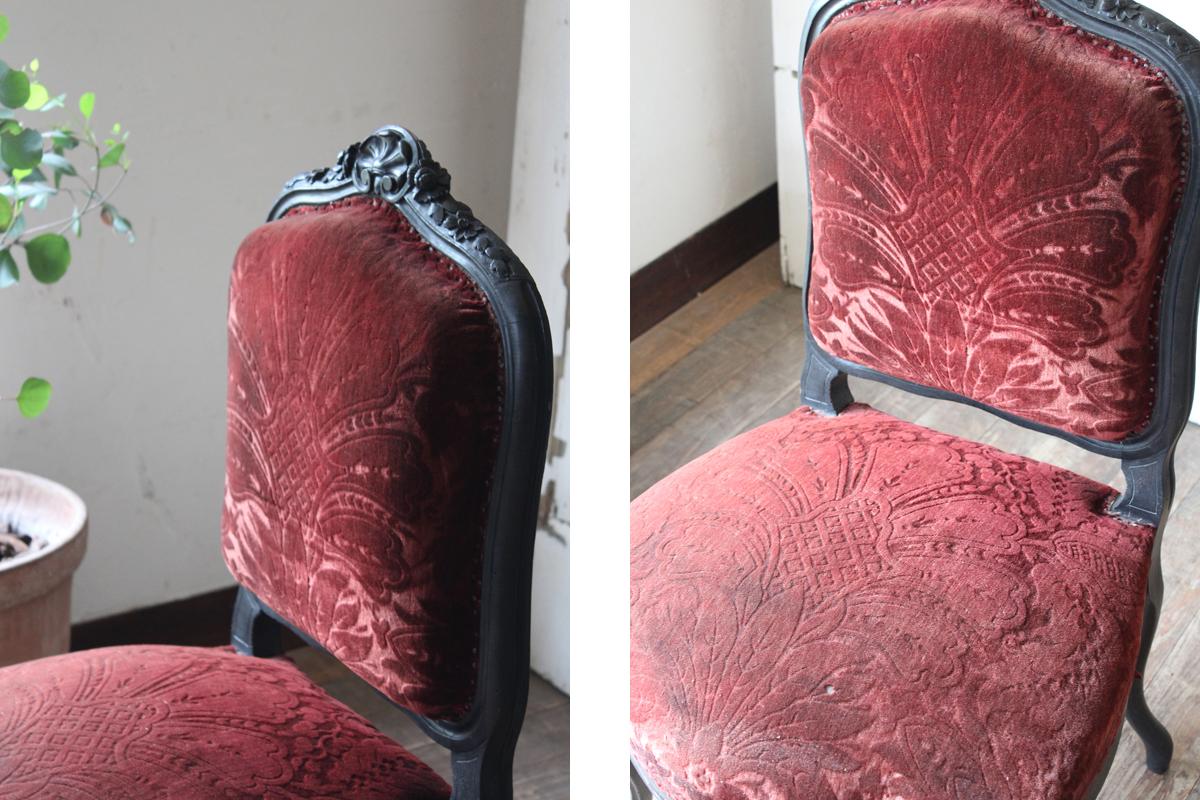 フランスアンティーク,フレンチチェア,椅子