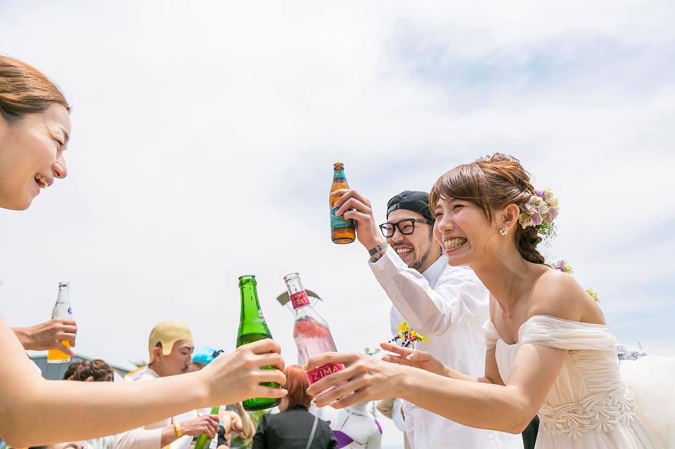 池田 真莉 結婚式パーティ