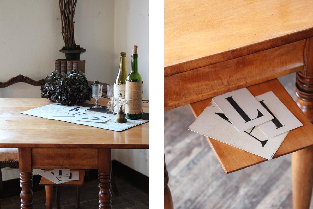 英国アンティーク カードテーブル ゲームテーブル 全国送料無料 コンソールテーブル