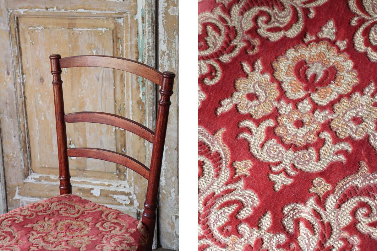 アンティークチェア ナポレオンチェア 椅子