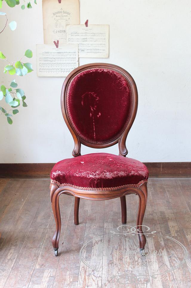 フランスアンティーク フレンチチェア・椅子