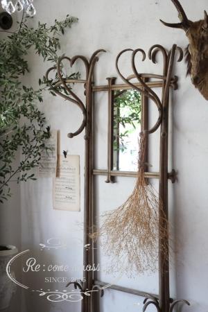 フランスアンティーク コートスタンド ホールスタンド 全国送料無料 乾いた木肌