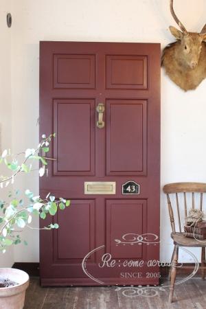 アンティークドア 玄関ドア 室内ドア リノベーション 全国送料無料