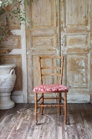 フランスアンティーク ナポレオンチェア 椅子