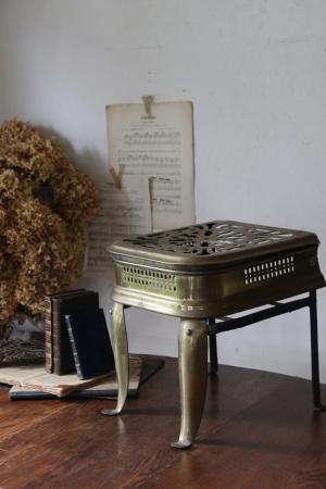 イギリスの古い ケトルスタンド ツール