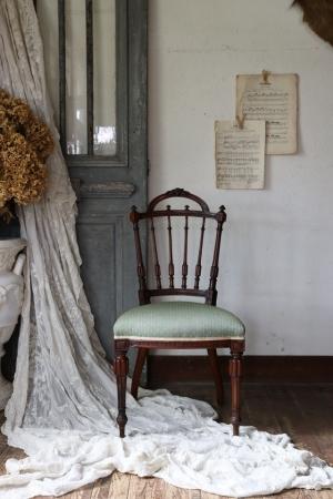フランスアンティーク チェア 椅子
