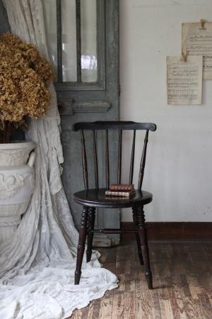 英国アンティーク IBEX アイベックスチェア キッチンチェア 椅子